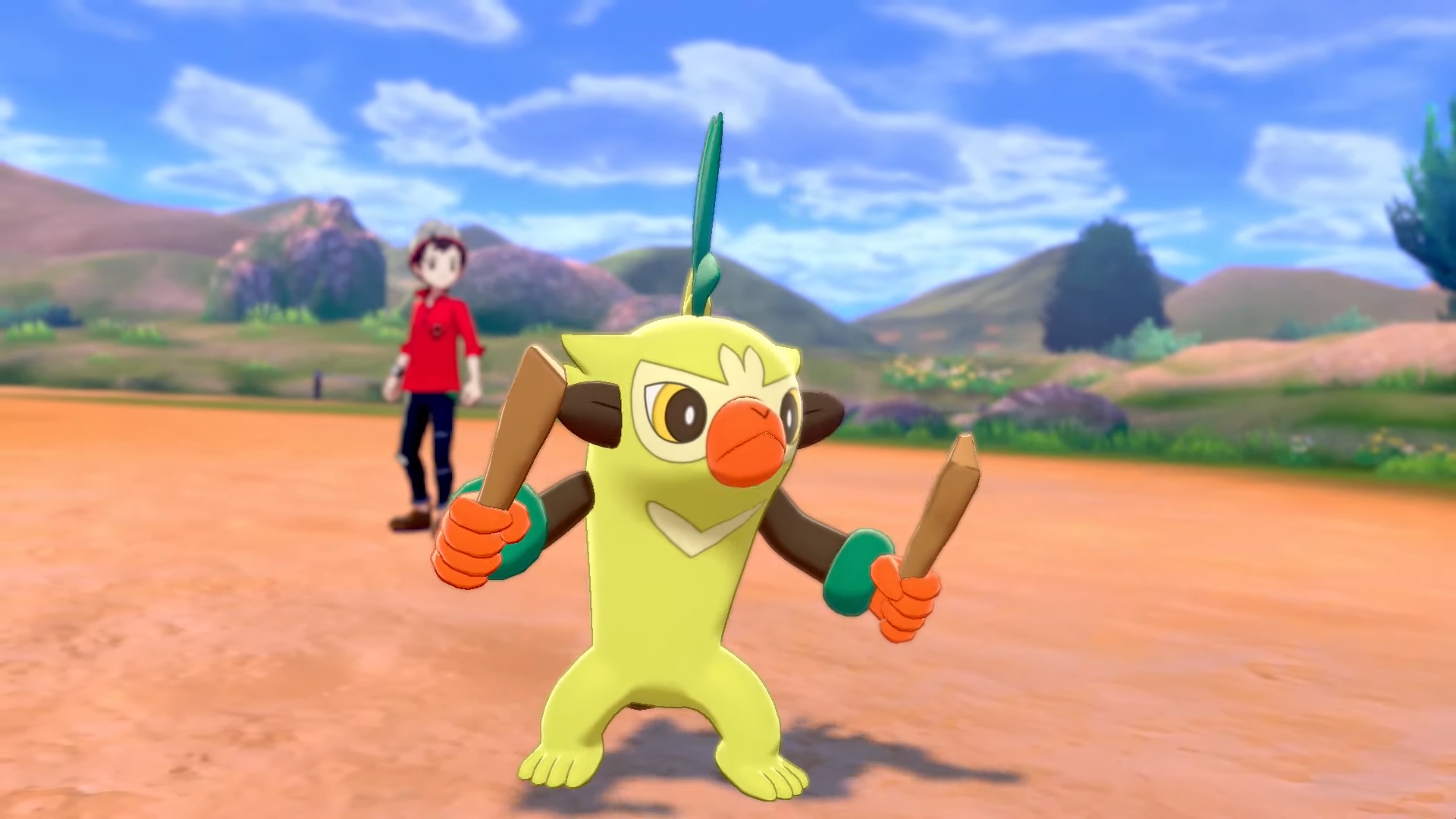 Official Artwork Released For Grookey Sobble And Scorbunny Evolutions Gigantamax Snorlax Gonintendo Grookey evolution line from grass to grass/fairy type. official artwork released for grookey