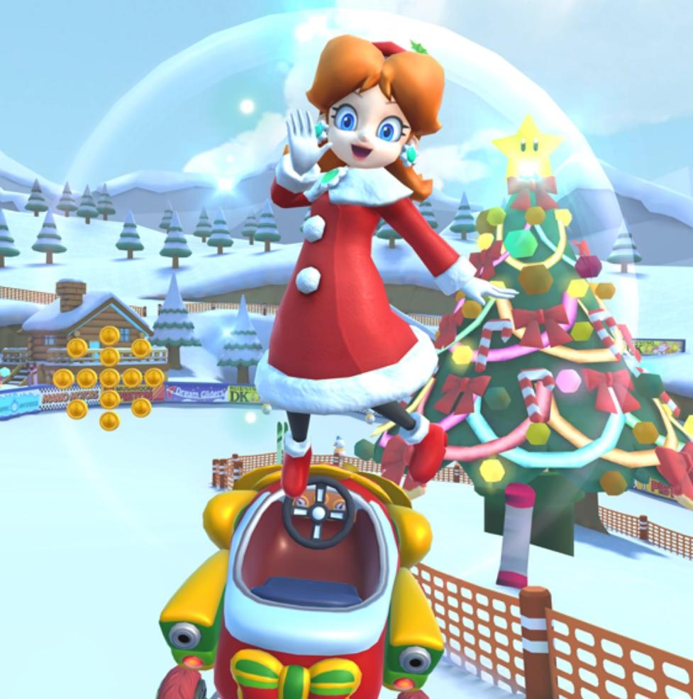 Mario Kart Tour Content Update For Dec 4th 2019 Gonintendo