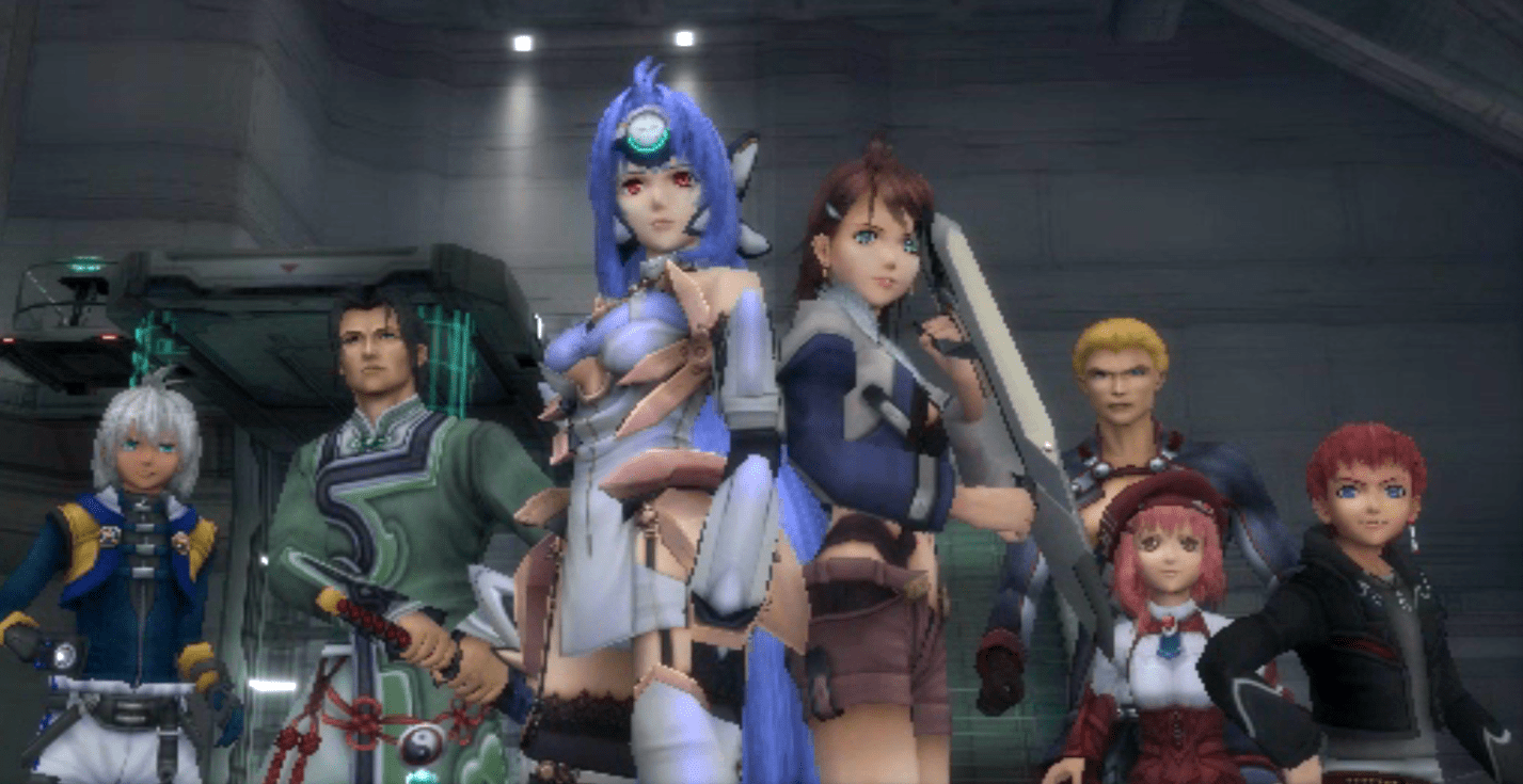 Bandai Namco Considered Xenosaga Series Re-Release, But It Just Wasn't Profitable