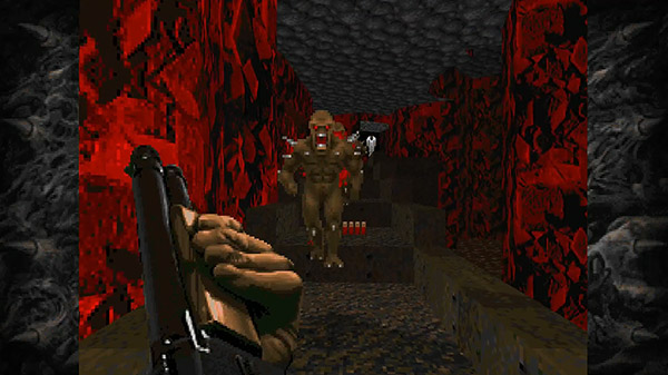 Doom and Doom 2 update adds Quick Saves, 60 FPS, add-ons, more
