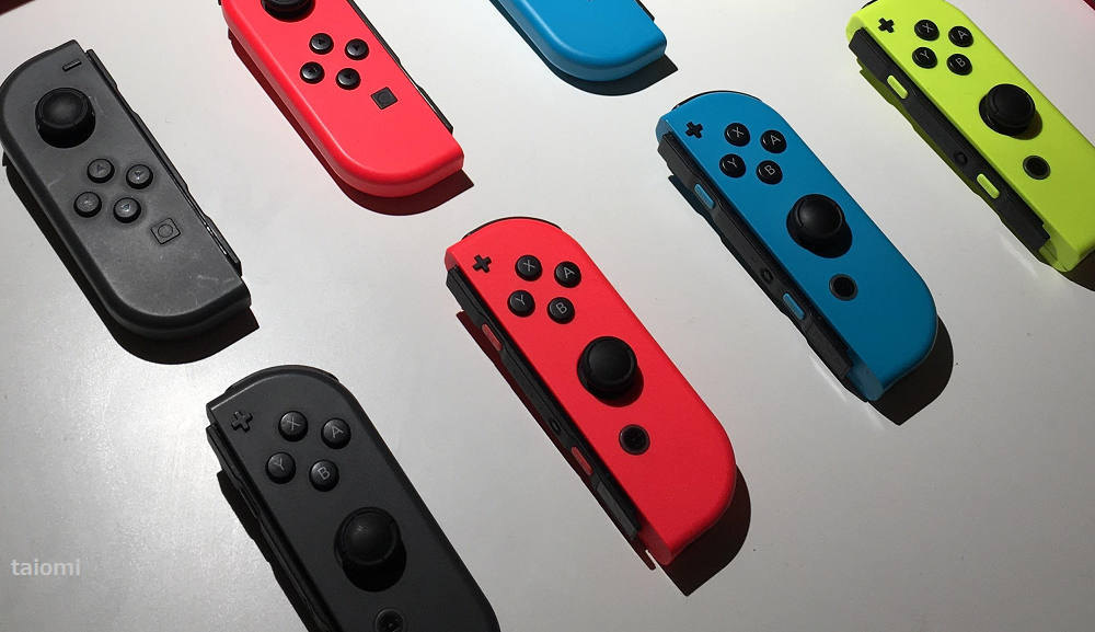 Check out these custom-made GameCube Joy-Con