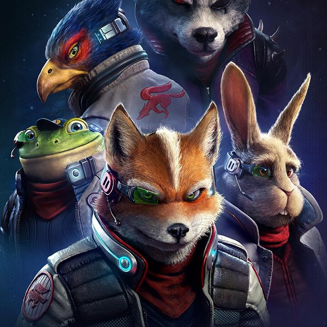 The writer of Rogue One wants to make a Star Fox movie