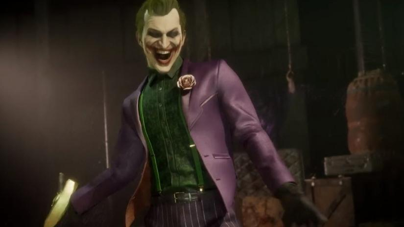 Joker Joins Mortal Kombat 11; Watch Trailer