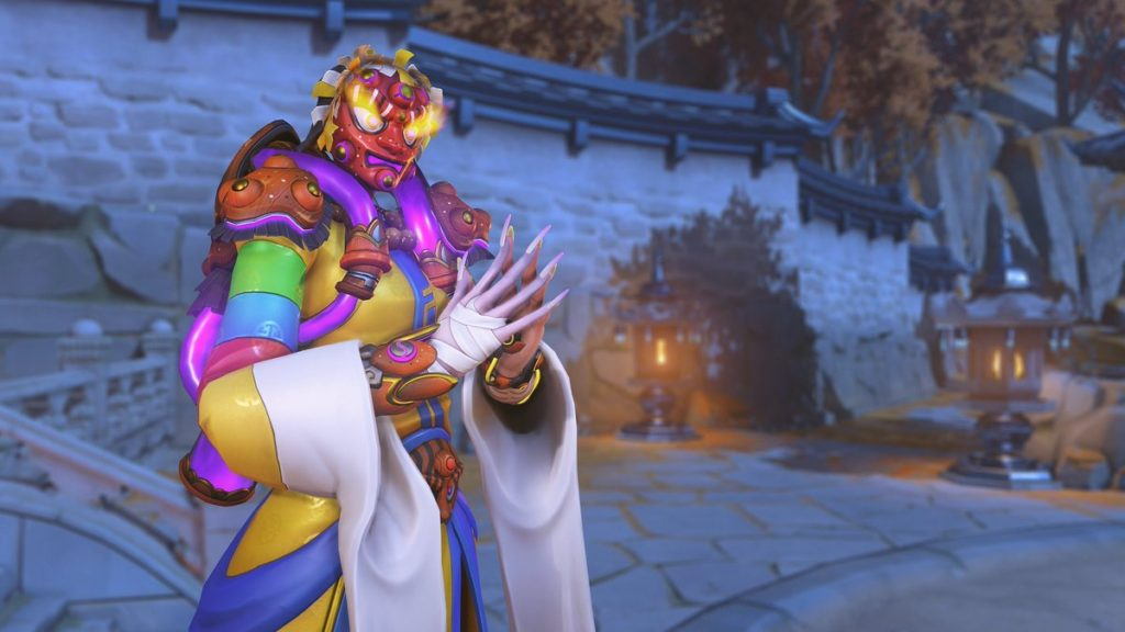 Overwatch Lunar New Year 2020 brings a load of new skins