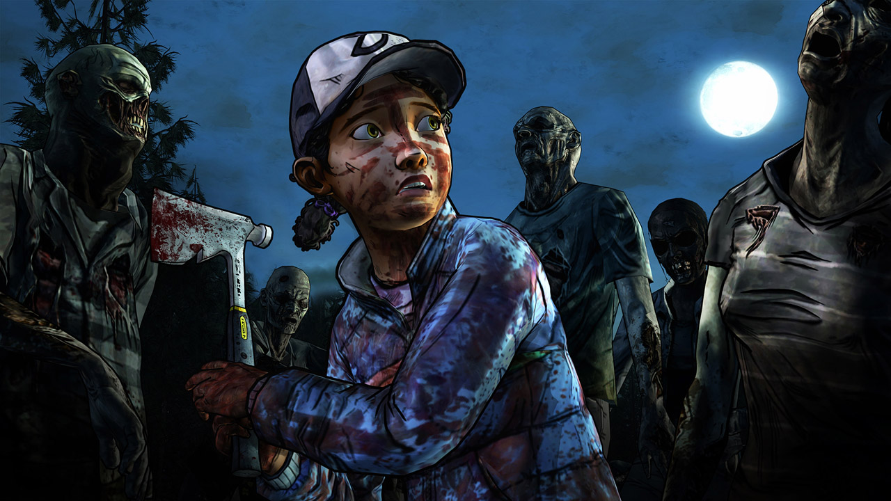 The entirety of Telltale's The Walking Dead is returning to storefronts