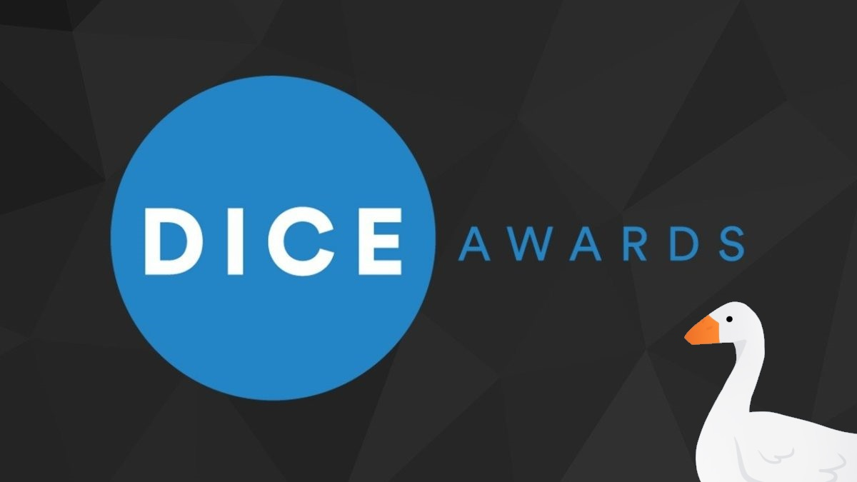 DICE Awards: 'Untitled Goose Game', 'Control' scoop prestige trophies