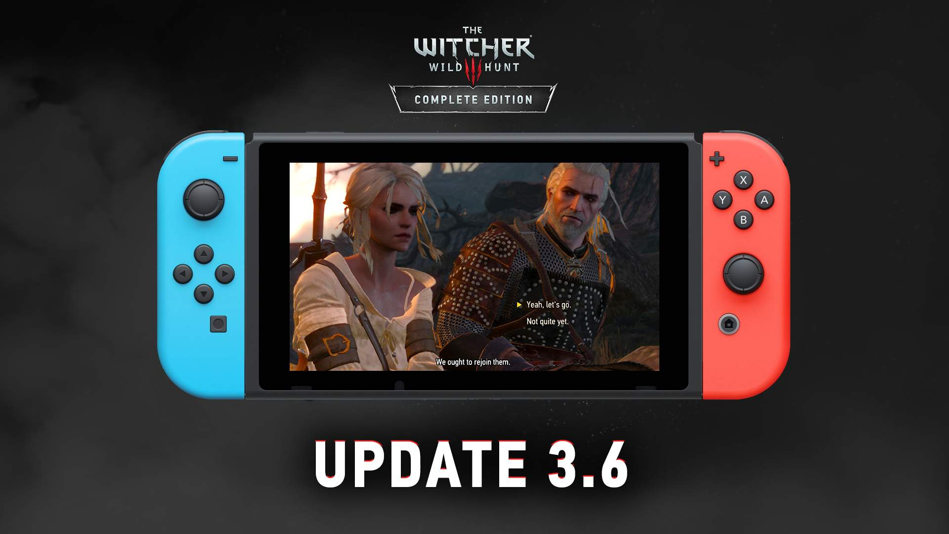 Saber Interactive removes comments hyping up Witcher 3's next patch