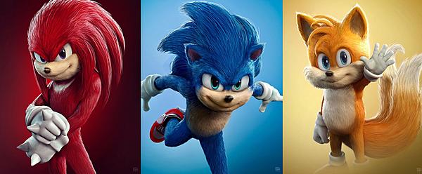 sonic the hedgehog 2 movie knuckles