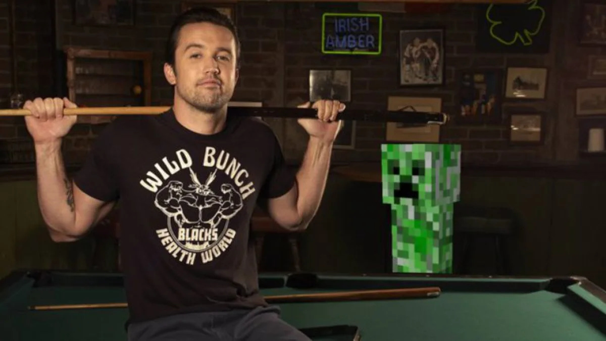 How Rob McElhenney's Minecraft movie fell apart