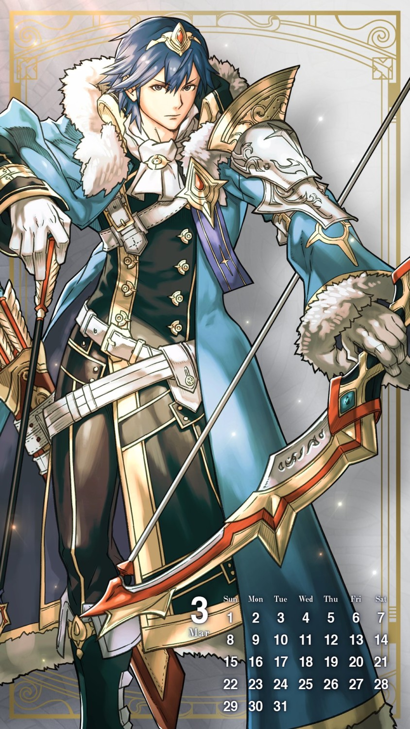 Fire Emblem Heroes March 2020 Mobile Wallpaper Available