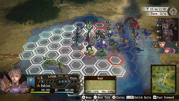 Brigandine The Legend Of Runersia Producer Letter 2 Details About Difficulty Levels Gonintendo