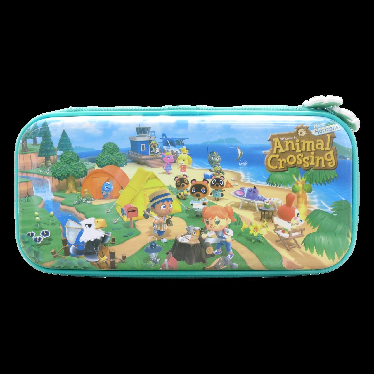 HORI's Animal Crossing: New Horizons Switch Lite Duraflexi