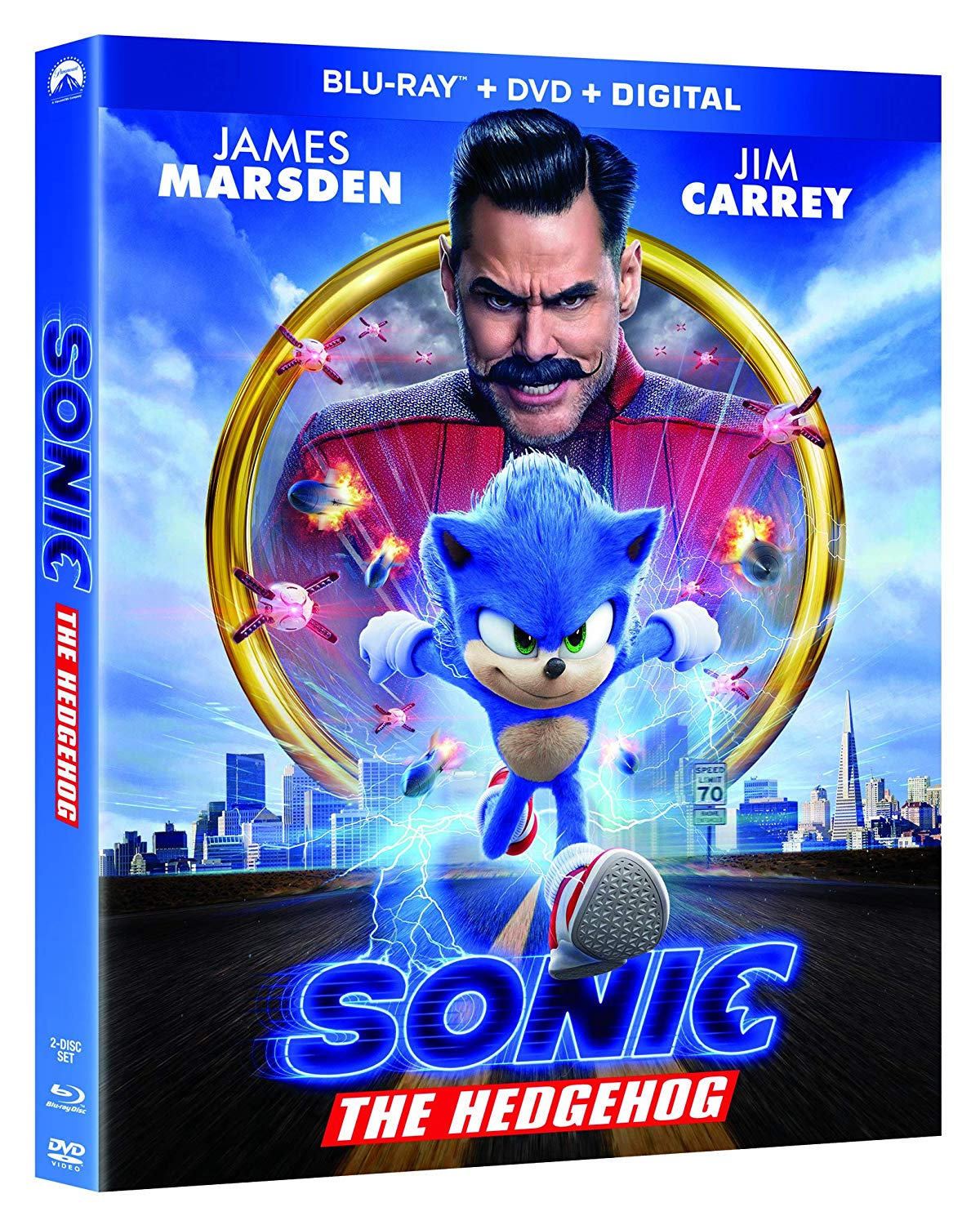 Sonic The Hedgehog Debuts Early On Digital March 31st And 4k Blu Ray Dvd On May 19th 2020 Gonintendo