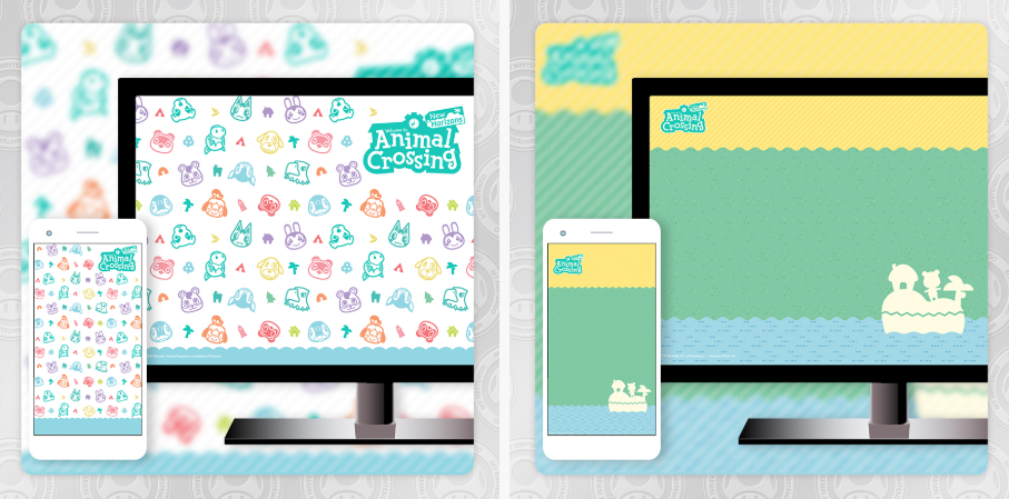 Animal Crossing New Horizons Wallpaper Available Via My Nintendo
