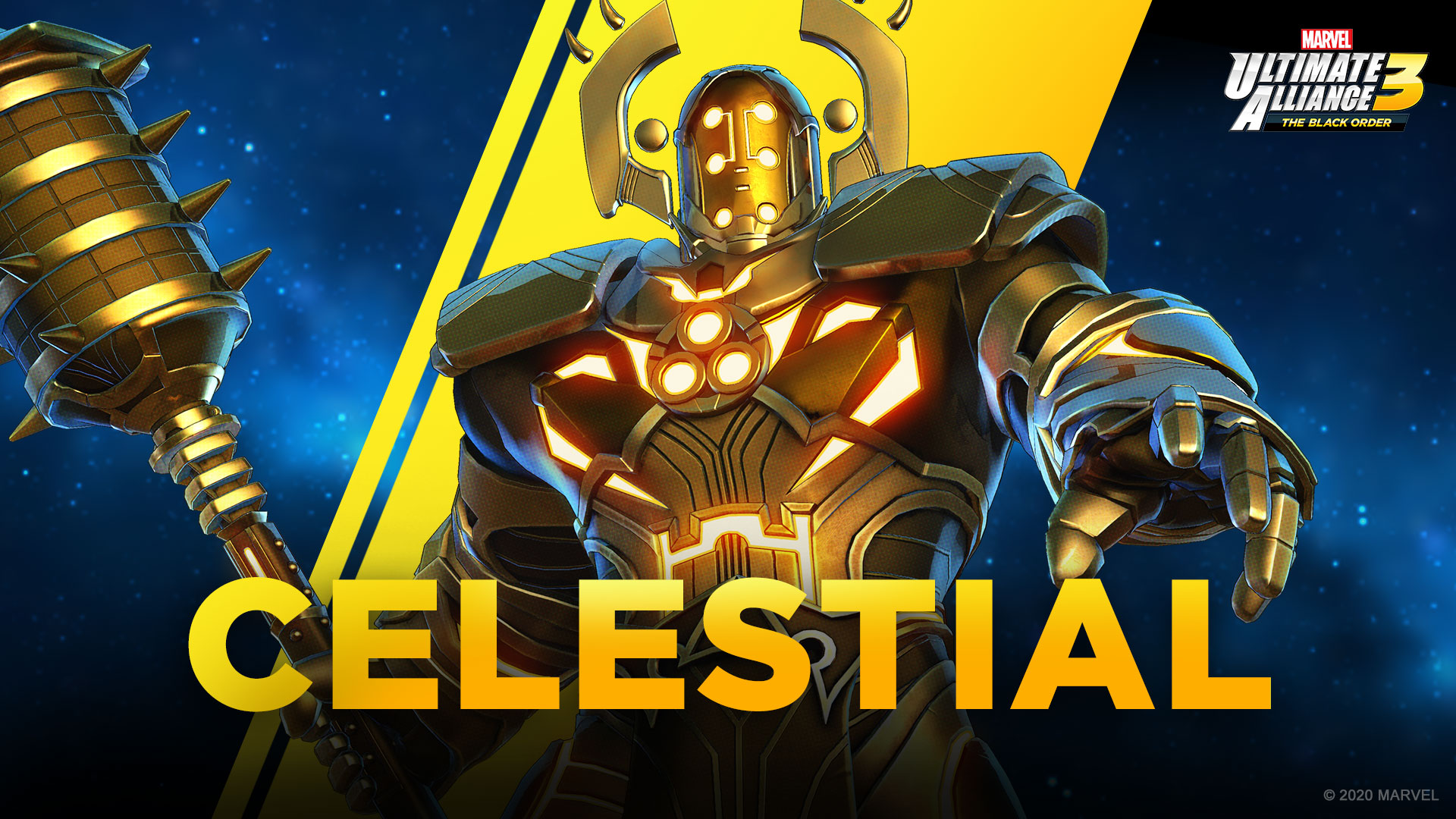 Celestials To Be A Part Of Marvel Ultimate Alliance 3 The Black