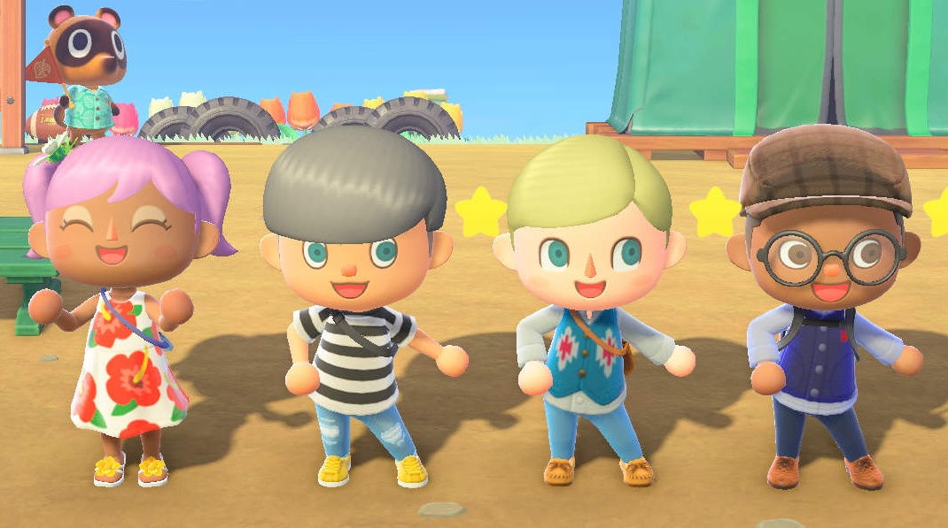 Nintendo Says Animal Crossing New Horizons Approach To Character