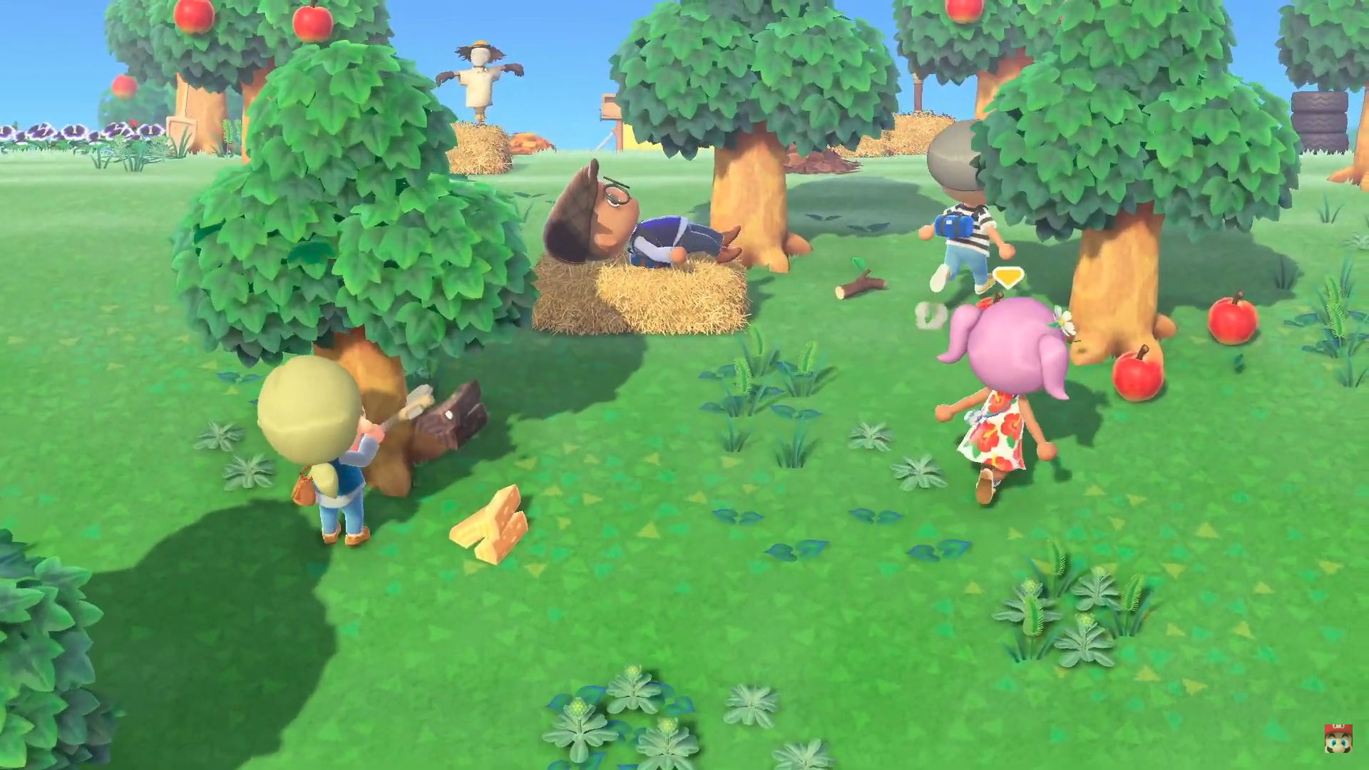 Work On Animal Crossing New Horizons Began Shortly After New Leaf