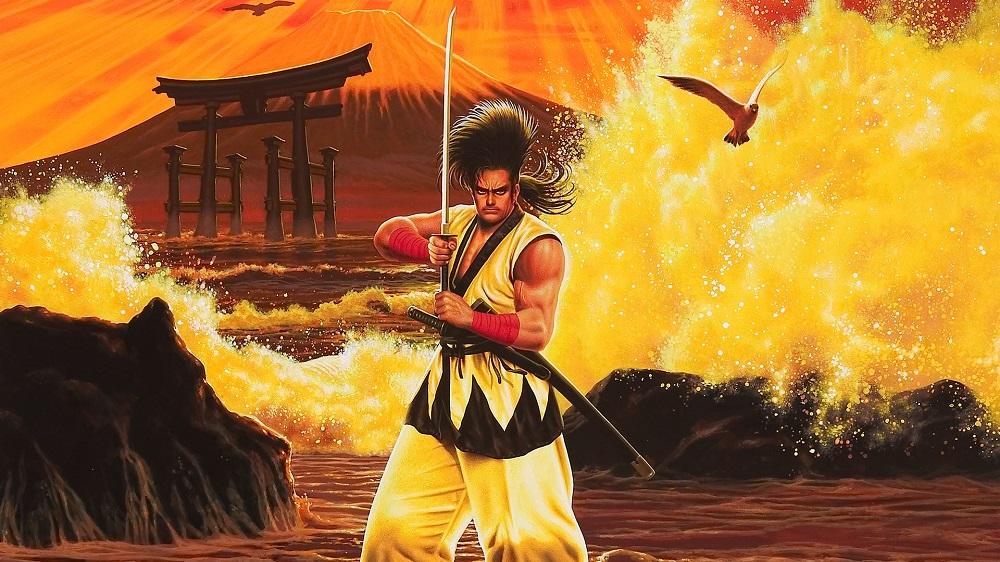 Samurai Shodown V Perfect Is in Samurai Shodown NeoGeo Collection