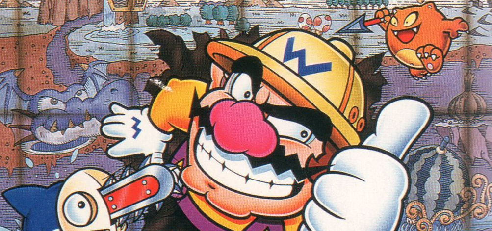 Gonintendo Thought Nintendo It S Time To Give Virtual Boy Wario Land A Second Chance Gonintendo