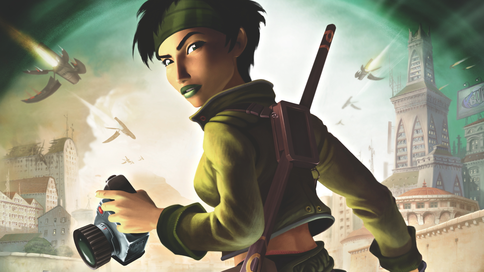 'Beyond Good & Evil' Movie At Works At Netflix With Director Rob Letterman