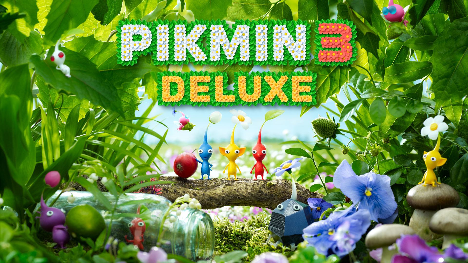 Pikmin 3 Deluxe Lands in September, Includes Past DLC & New Content