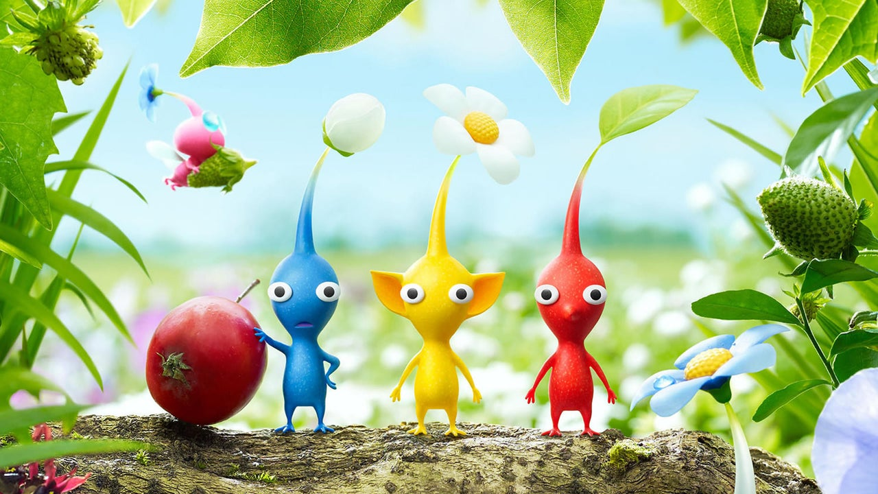Pikmin 3 Deluxe Switch Version Will Arrive October 30, 2020