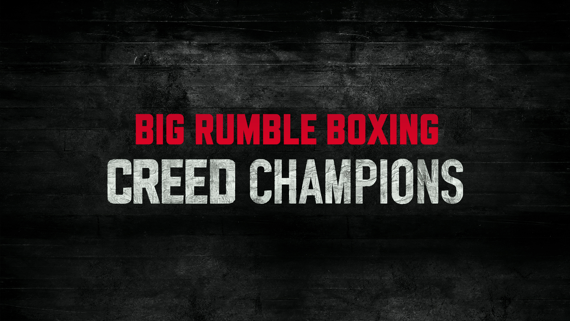 Big Rumble Boxing: Creed Champions announced for PC, PS4, Switch, Xbox One