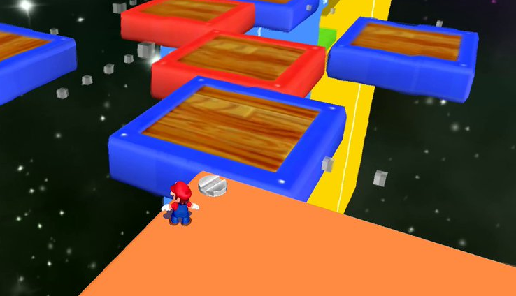 Hacker Uses LEGO Mario to Play Super Mario Bros