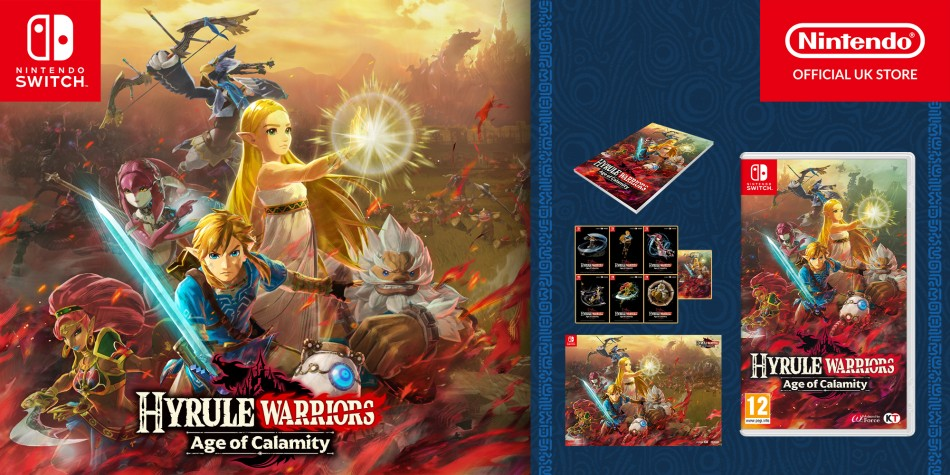 Hyrule Warriors: Age of Calamity Gets New Trailer About Master Kohga & More