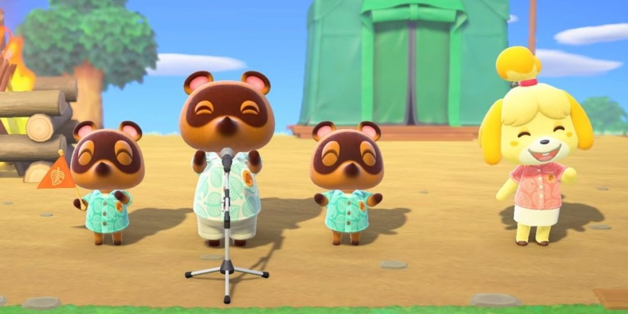 Animal Crossing: New Horizons Bans Politics From Game