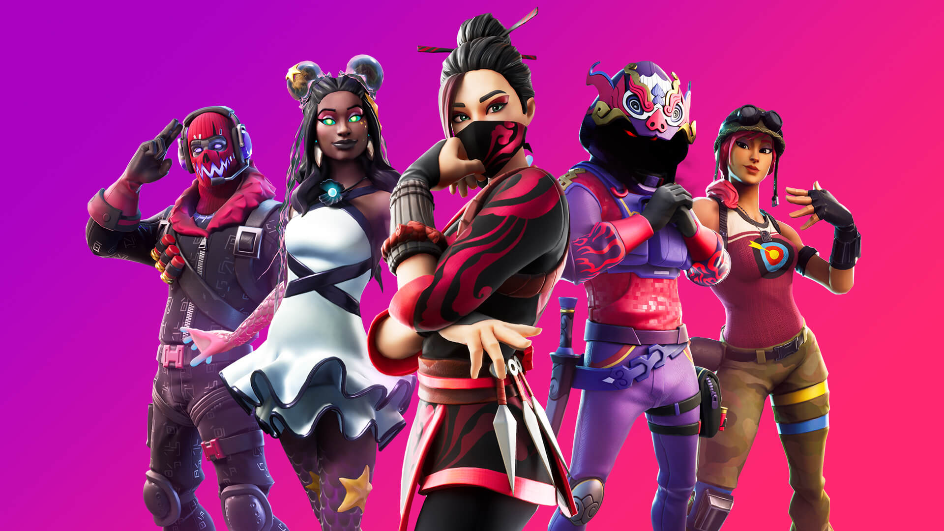 There won't be any in-person events in 2021 for Fortnite