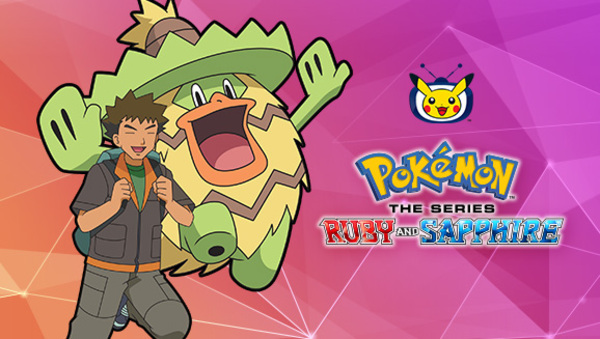 Pokémon: Advanced Battle Episodes Being Added to Pokémon TV March 5th, 2021
