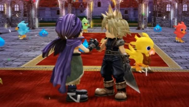 Square-Enix reveals 144 million units sold for the Final Fantasy franchise worldwide, 78 million for Dragon Quest