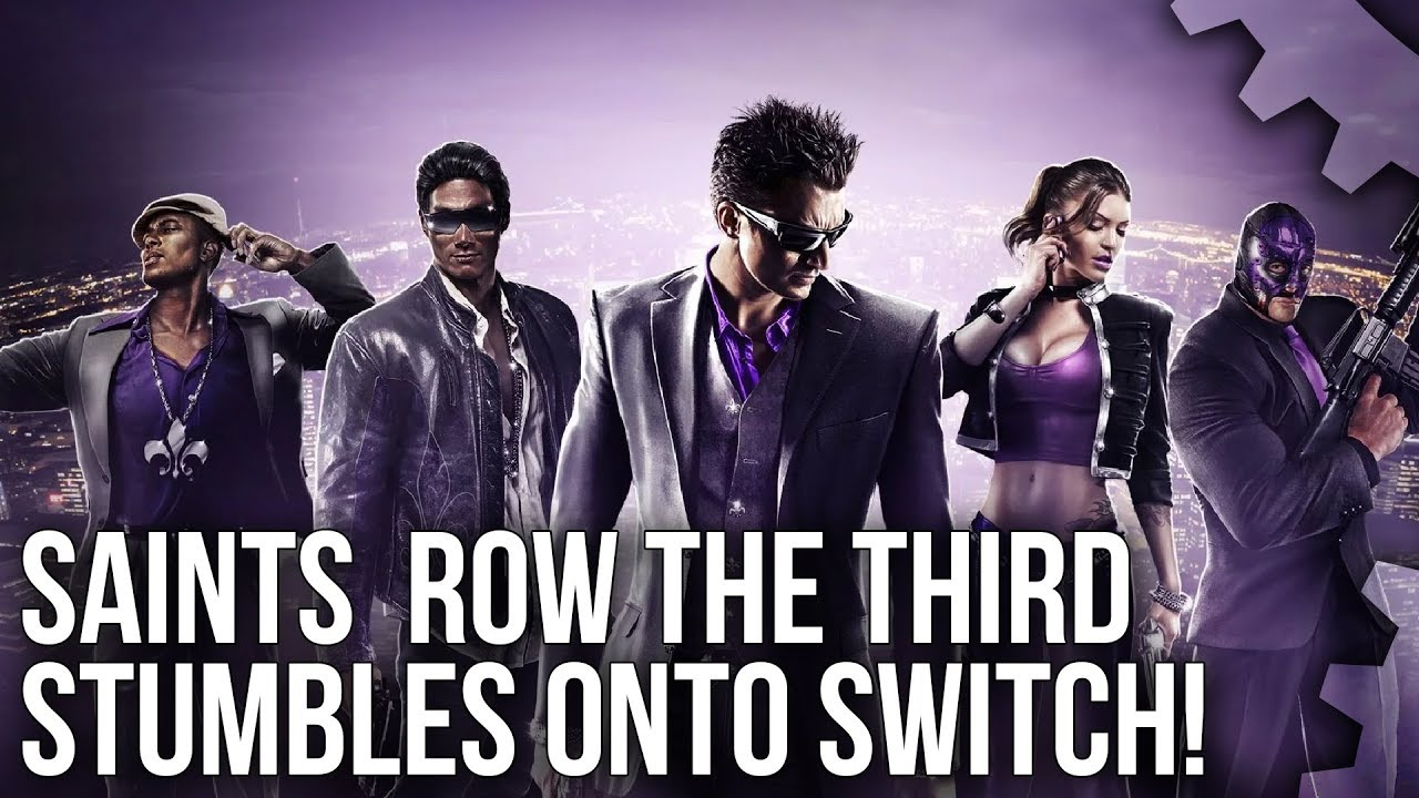 Digital Foundry - Saints Row the Third on Switch: A Portable Success or Failure?