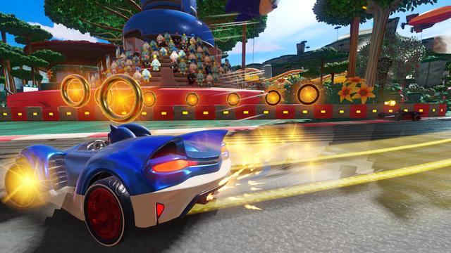 Team Sonic Racing - launch trailer