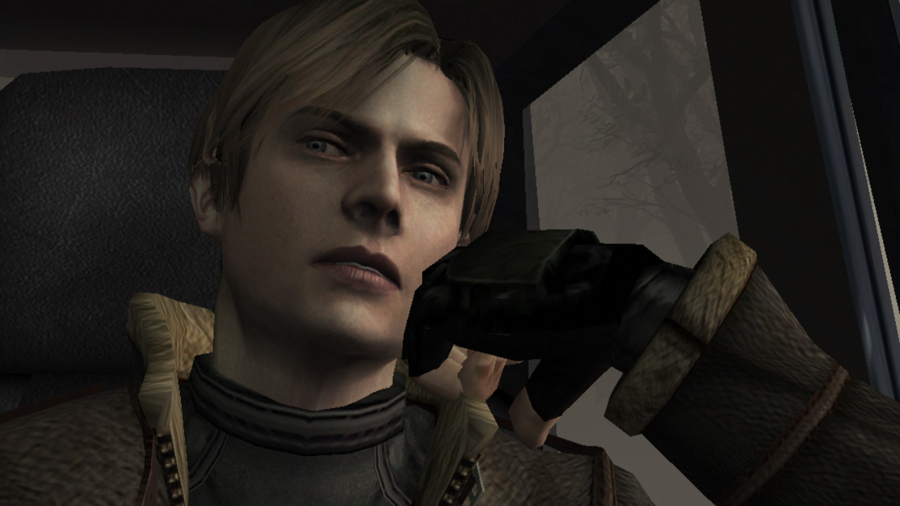 Resident Evil 4 on Switch doesn't include motion controls