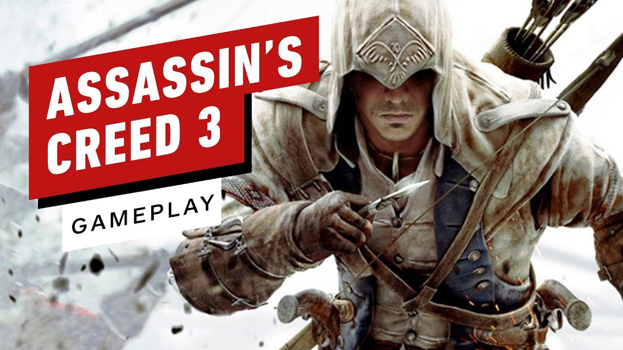 IGN Video - The First 22 Minutes of Assassin's Creed 3 Gameplay on Switch