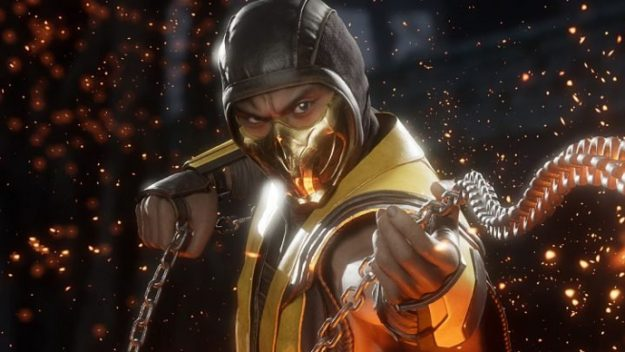 Mortal Kombat 11 is the first third party game in fourteen years to take the #1 software spot on Nintendo hardware