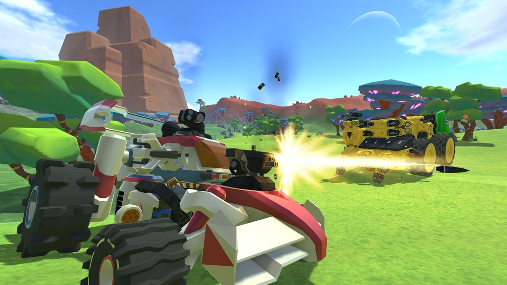TerraTech Available Now on Switch