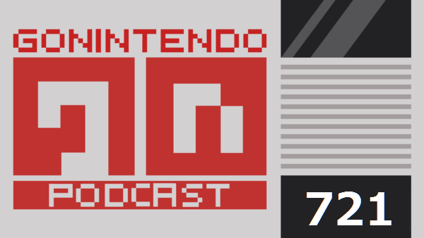 GoNintendo Podcast Webisode 721 records LIVE today at roughly 6 PM EDT