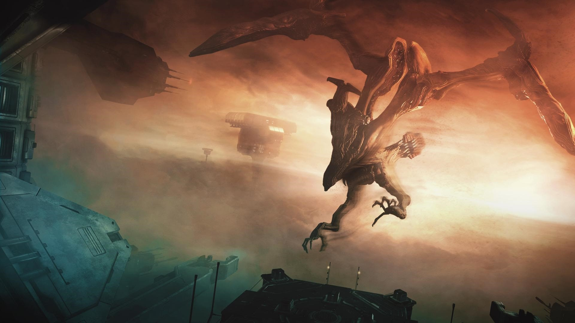 Warframe's The Jovian Concord Arrives on All Consoles Today
