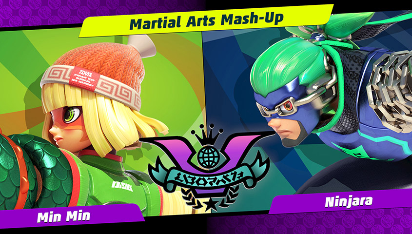 It's all lead to this! Celebrate two years of ARMS with the final, ultimate Party Crash Bash!