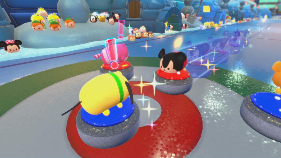Disney Tsum Tsum Festival - off-screen footage