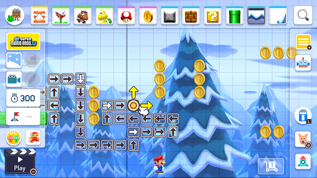 Super Mario Maker 2 updated info on file size, supported languages, and more