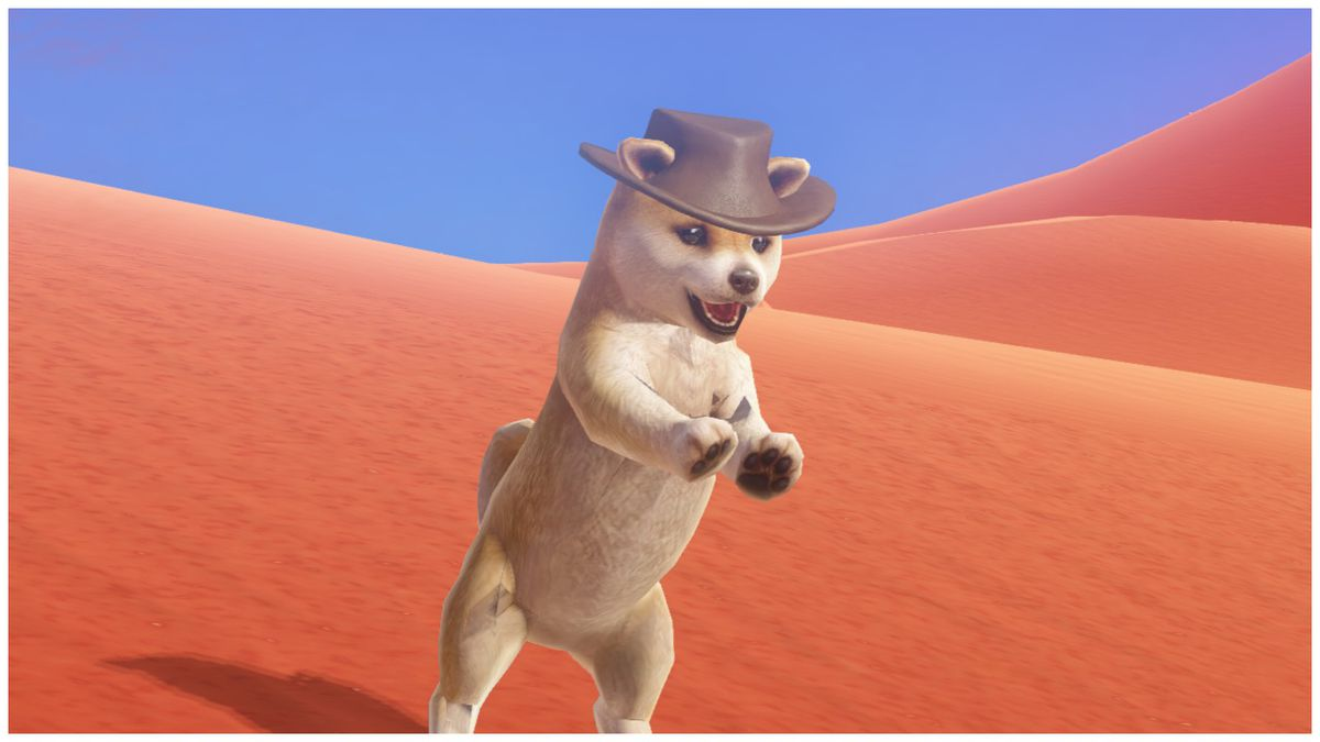 Super Mario Odyssey's Shiba Inu pup is the exact same model used in Nintendogs + Cats