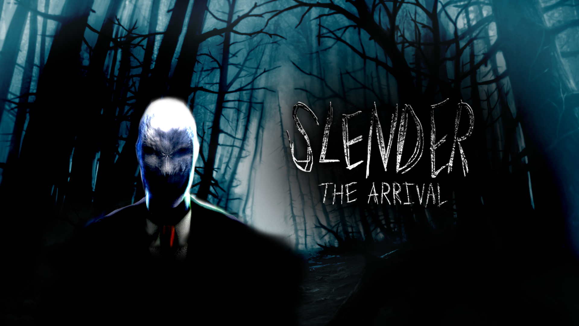 Nowhere is safe - Slender: The Arrival now available on Switch