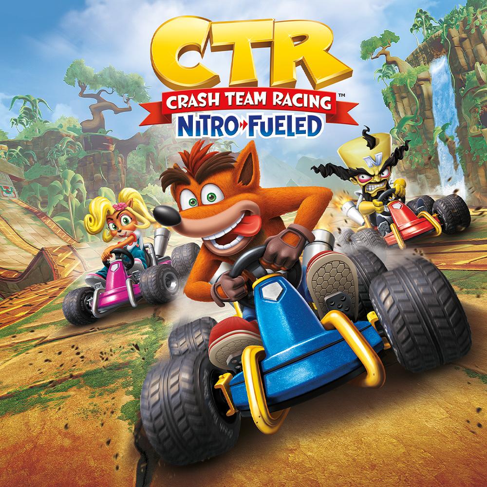 Crash Team Racing Nitro-Fueled - Switch gameplay trailer