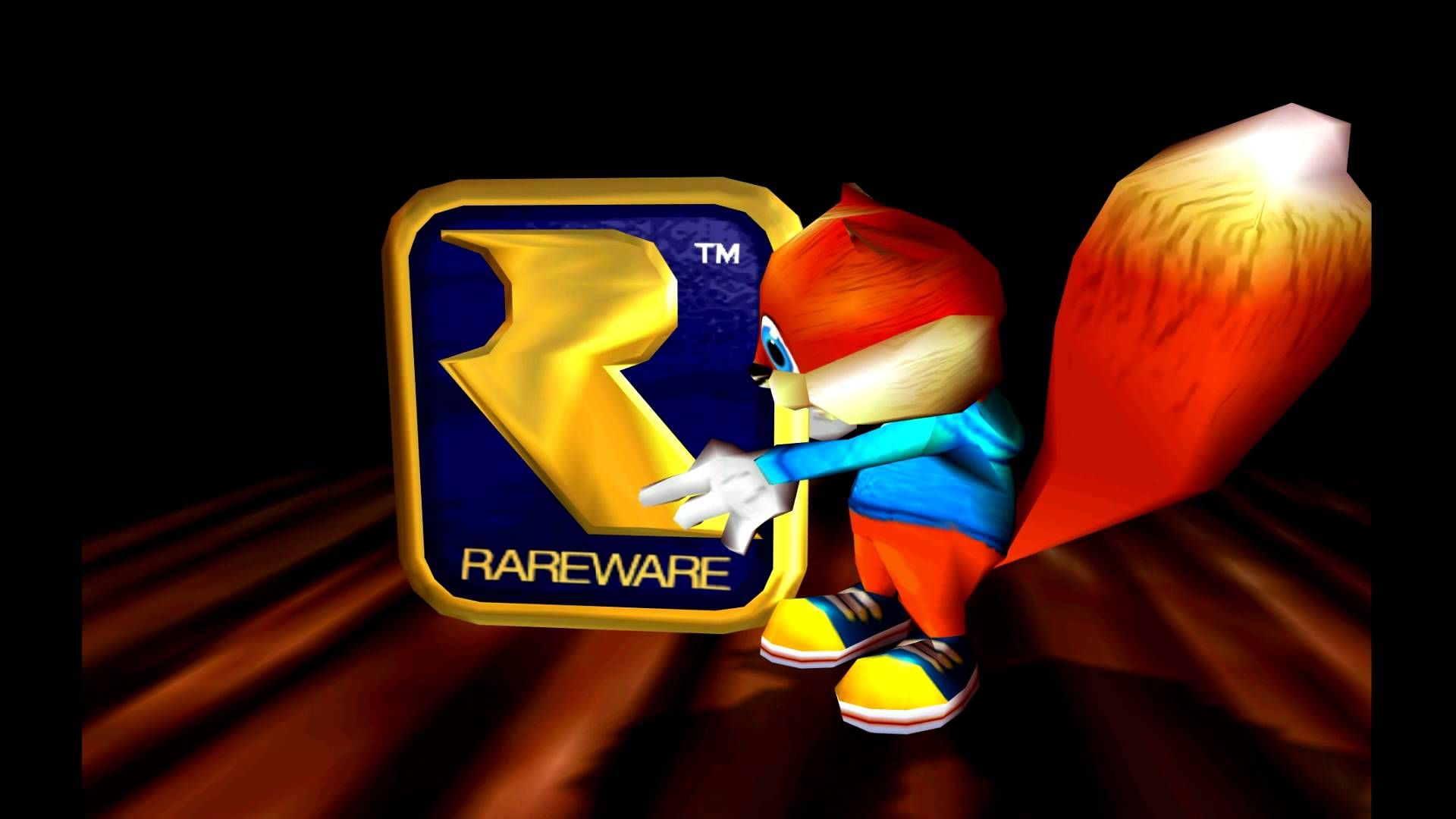 Did You Know Rare S Logo Was Based On A Toilet Paper Roll