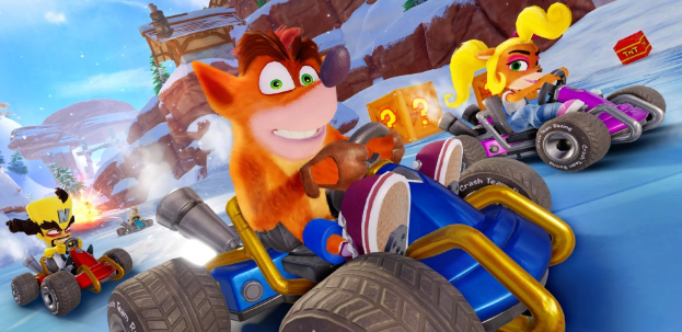 Crash Team Racing: Nitro-Fueled's next update on Switch will decrease loading times