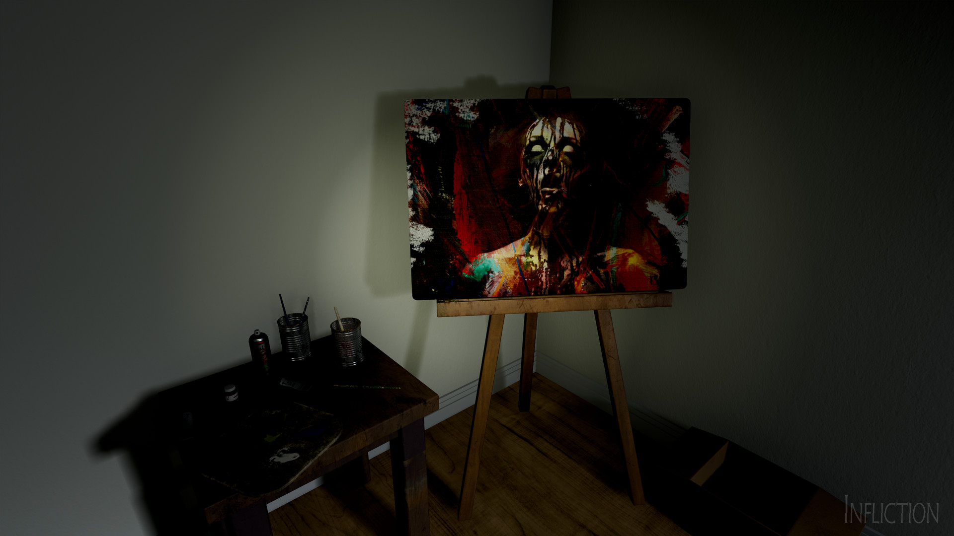 Infliction Haunts Switch in Q4 2019